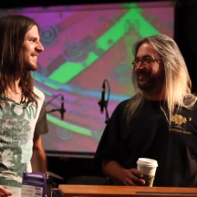 Jonathan Wilson and Jeff Chimenti