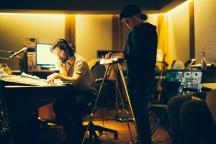 Steve Kimock at TRI Studios A Control Room.
