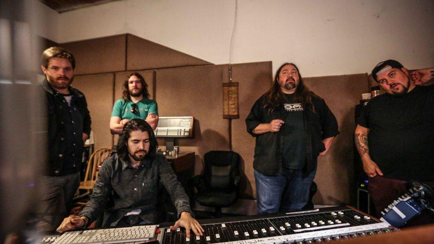Prairie Sun Studios Neve Console