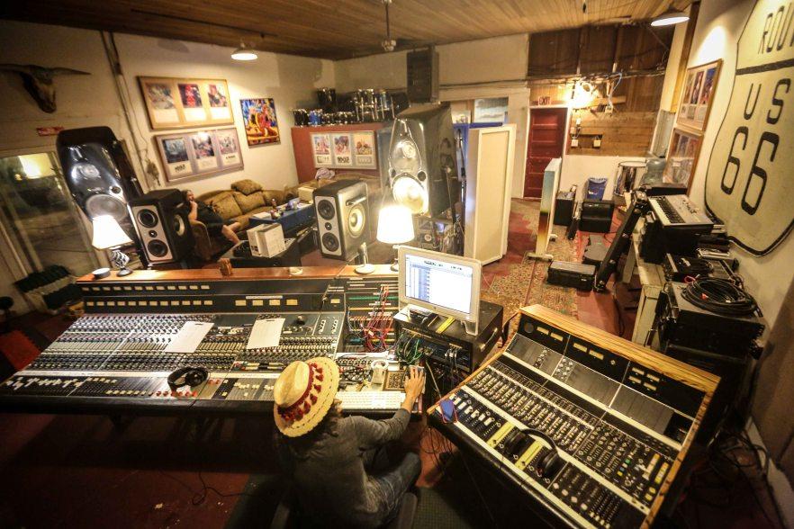 Prairie Sun Studios, Cotati California